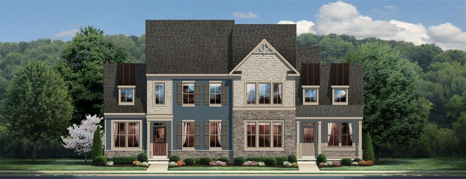 Single Family for Sale at Legacy At Stoneleigh Summit - Augusta No Sales Center On-Site Baltimore, Maryland 21239 United States