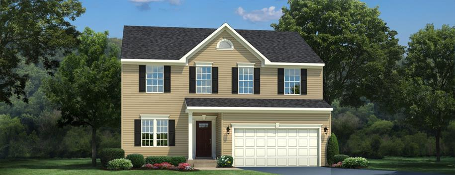 Single Family for Sale at Glen Meadows - Milan Harpersville Road Newport News, Virginia 23601 United States