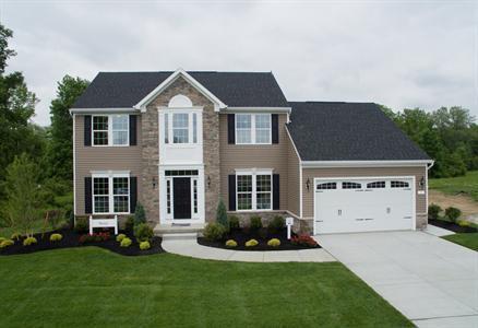Single Family for Sale at Mill Creek Estates - Savoy 1087 School Lane Southampton, Pennsylvania 18966 United States