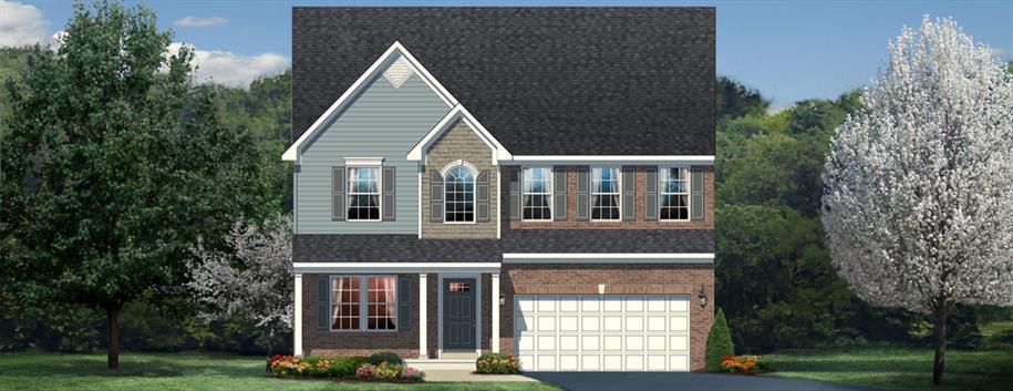 Single Family for Sale at Hanover Pointe - Milan 444 E. Moyer Road Pottstown, Pennsylvania 19464 United States