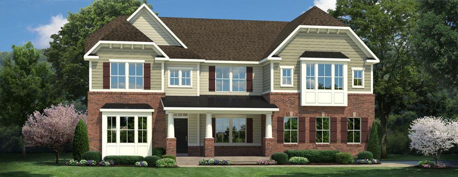 Single Family for Sale at Brookwood Estates - Corsica 202 Princeton Drive Duncan, South Carolina 29334 United States