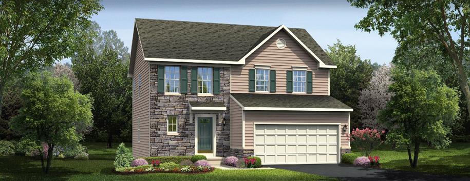 Single Family for Sale at Glen Meadows - Sienna Harpersville Road Newport News, Virginia 23601 United States