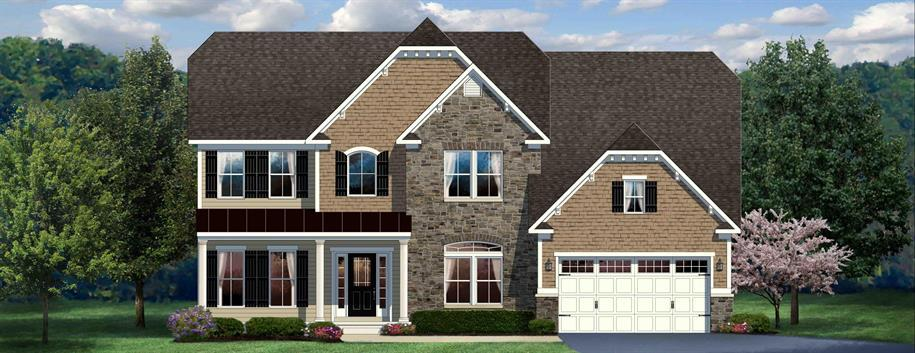 Single Family for Sale at Devonforde Estates - Courtland Gate Intersection Of Evesboro Road & Sharp Road Marlton, New Jersey 08053 United States