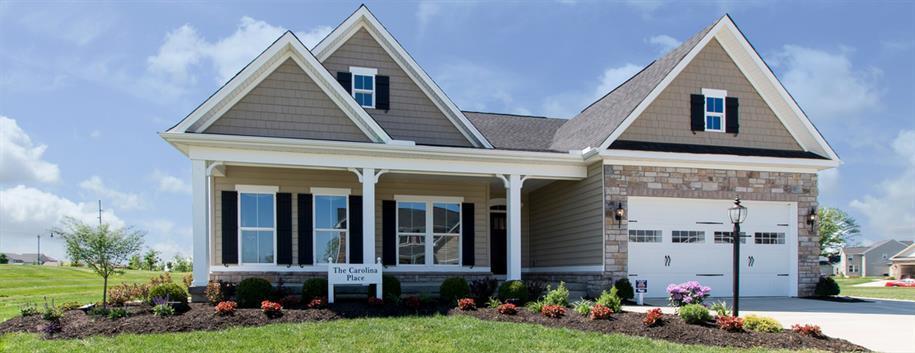 Single Family for Sale at River Oaks - Carolina Place Manor Boulevard Palmyra, Virginia 22963 United States