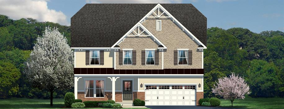 Single Family for Sale at The Preserve At Fisher's Creek - Rome 200 Steffi Place Newport News, Virginia 23606 United States