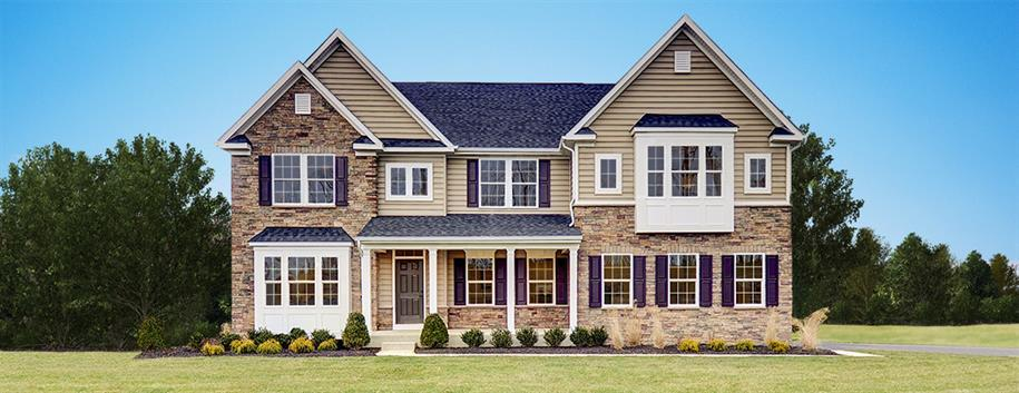 Single Family for Sale at Liberty Ridge - Corsica 5425 Centerville Road Williamsburg, Virginia 23188 United States