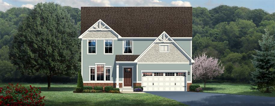 Single Family for Sale at Belshire - Genoa Brushy Creek Road Taylors, South Carolina 29687 United States
