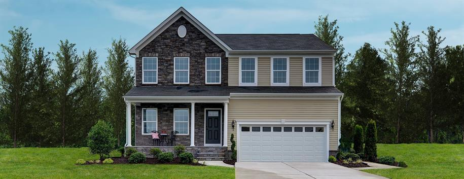 Single Family for Sale at Eagle Preserve - Venice Jordan Point Road Hopewell, Virginia 23860 United States
