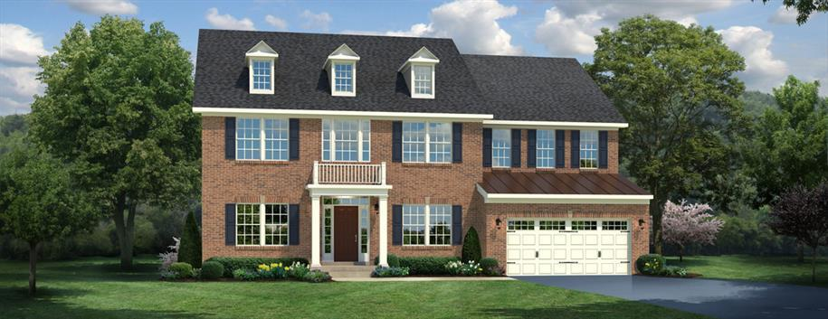 Single Family for Sale at Five Forks Plantation - Normandy 3 Clifton Grove Way Simpsonville, South Carolina 29681 United States