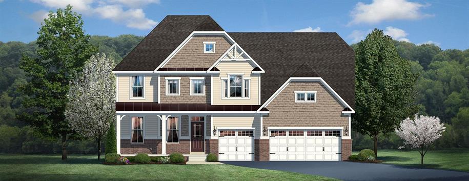 Single Family for Sale at Brookwood Estates - Landon 202 Princeton Drive Duncan, South Carolina 29334 United States