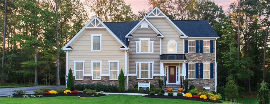 Single Family for Sale at Liberty Ridge - Jefferson Square 5425 Centerville Road Williamsburg, Virginia 23188 United States