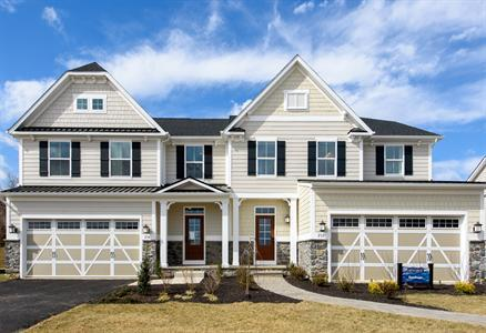 Single Family for Sale at Atwater Attached Single Family Homes - Stanhope 681 N. Morehall Rd., #1 Malvern, Pennsylvania 19355 United States