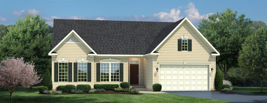 Single Family for Sale at Spring Breeze - Carolina Place 30313 Holly Mount Road Harbeson, Delaware 19951 United States