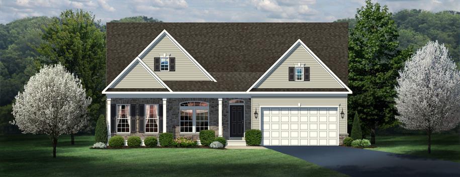 Single Family for Sale at The Oaks At Shiloh Creek - Carolina Place 100 Monocacy Way Piedmont, South Carolina 29673 United States