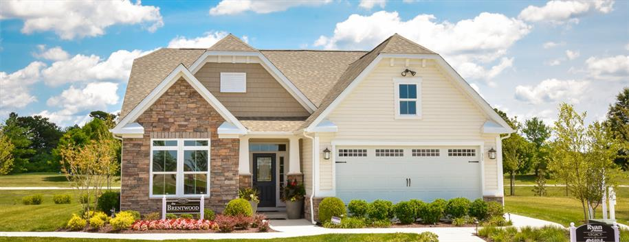 Single Family for Sale at Eagle Preserve - Brentwood Jordan Point Road Hopewell, Virginia 23860 United States