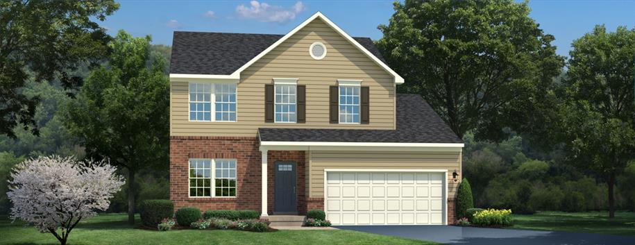 Single Family for Sale at Hanover Pointe - Florence 444 E. Moyer Road Pottstown, Pennsylvania 19464 United States