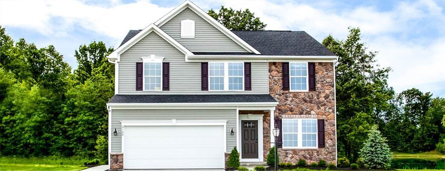 Single Family for Sale at Marple Run - Milan Old Pond Court Hampton, Virginia 23666 United States