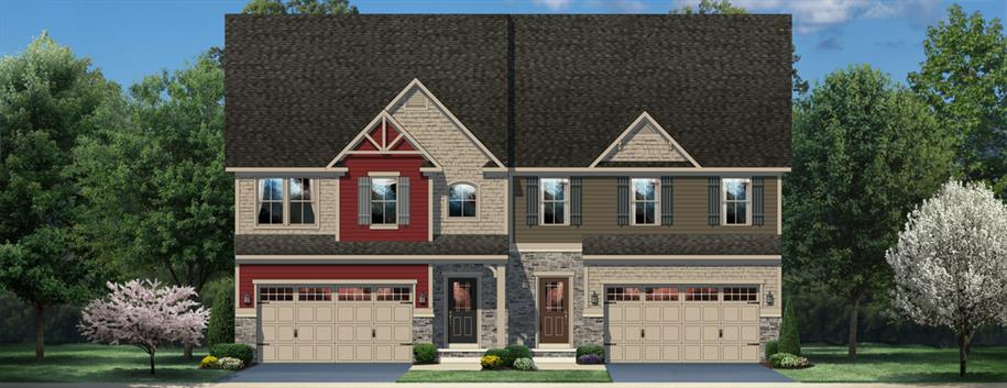 Single Family for Sale at Legacy At Stoneleigh Summit - Griffin Hall No Sales Center On-Site Baltimore, Maryland 21239 United States