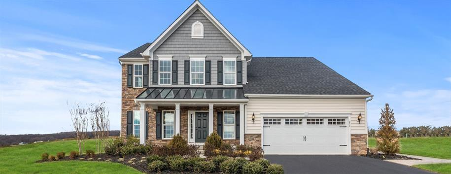 Single Family for Sale at The Woodlands At Fishers Creek - Palermo Barclay Road And Steffi Place Newport News, Virginia 23606 United States