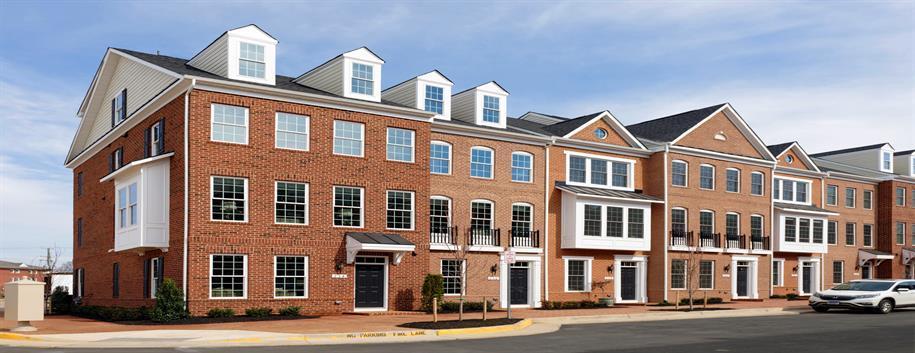 Real Estate at 418 Haupt Square SE, Leesburg in Loudoun County, VA 20175