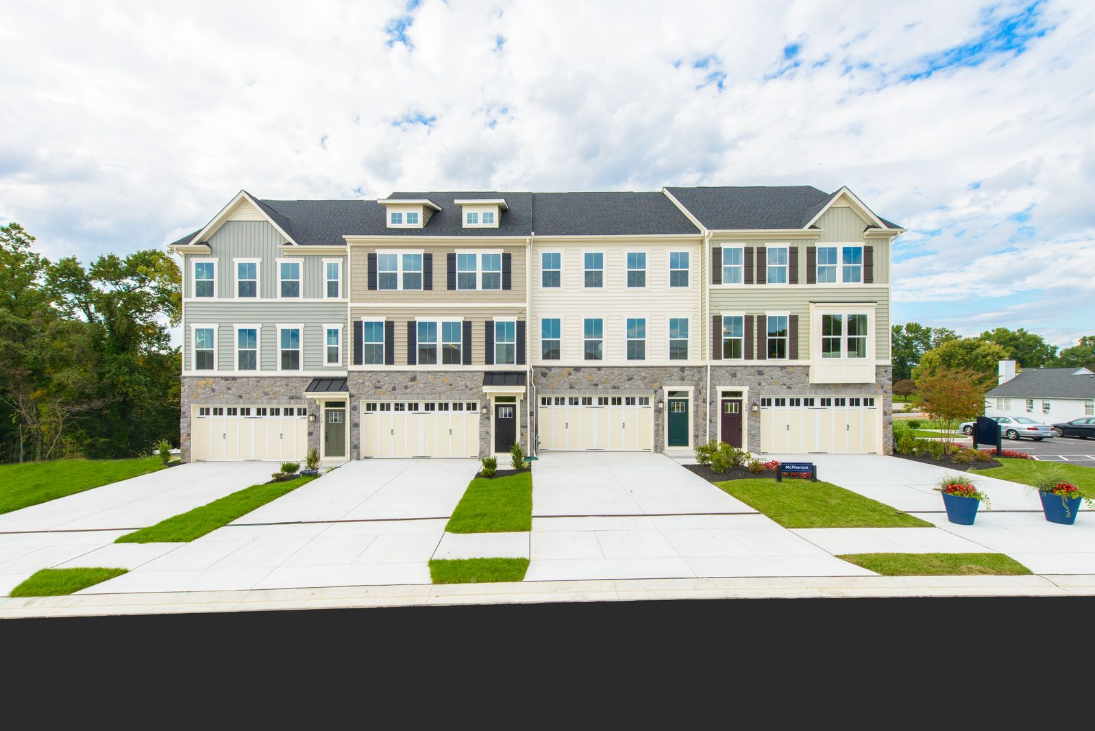 Photo of Magness Mill Townhomes in Bel Air, MD 21014