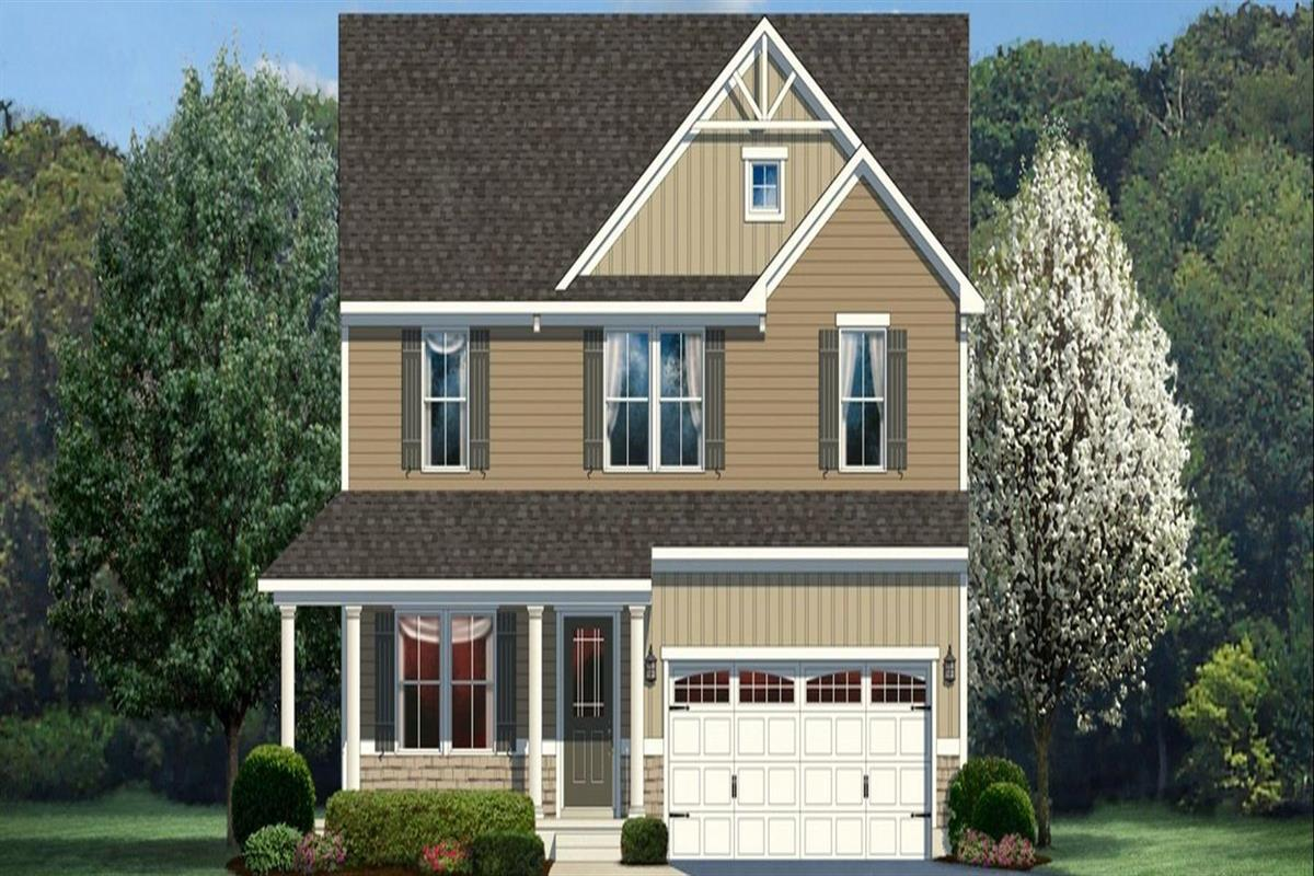 Single Family for Sale at Weatherby Place - Milan Auburn Road Woolwich Township, New Jersey 08085 United States