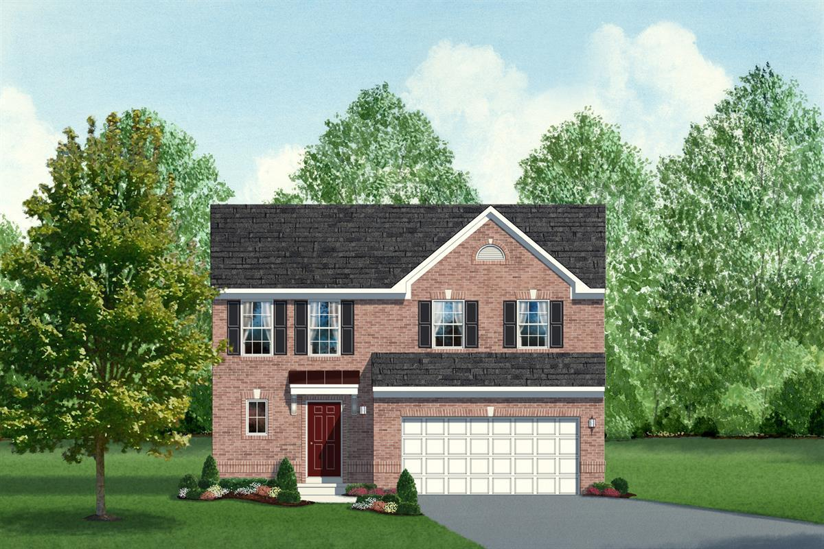 Single Family for Sale at Weatherby Place - Sienna Auburn Road Woolwich Township, New Jersey 08085 United States