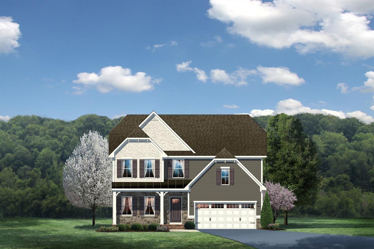 Single Family for Sale at Bethesda Oaks - Genoa 2400 Bethesda Oaks Drive Gastonia, North Carolina 28056 United States