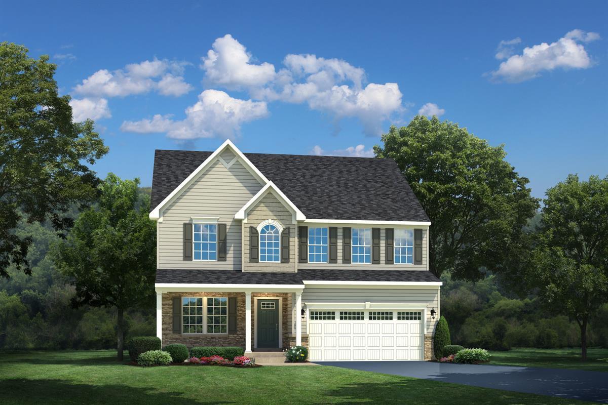 Single Family for Sale at Bethesda Oaks - Milan 2400 Bethesda Oaks Drive Gastonia, North Carolina 28056 United States