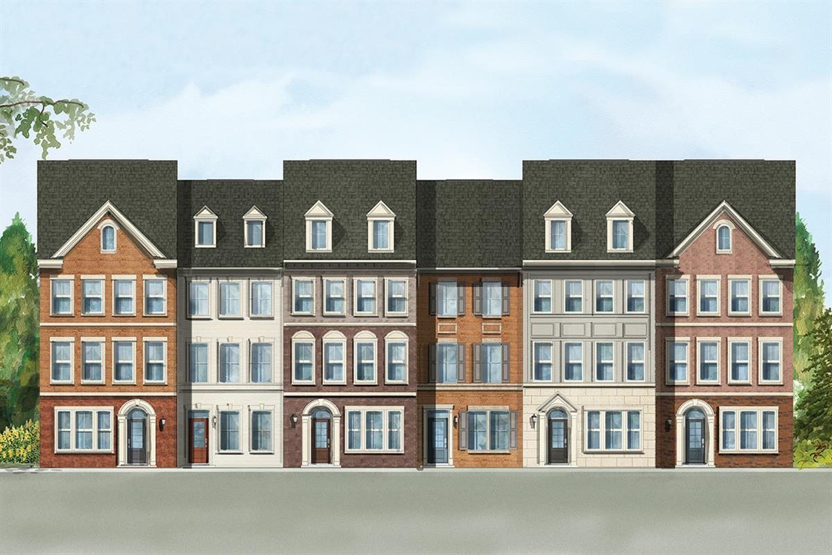 Multi Family for Sale at The Reserves At Dakota Crossing - Clarendon 3160 Cityscape Drive Ne Washington, District Of Columbia 20018 United States