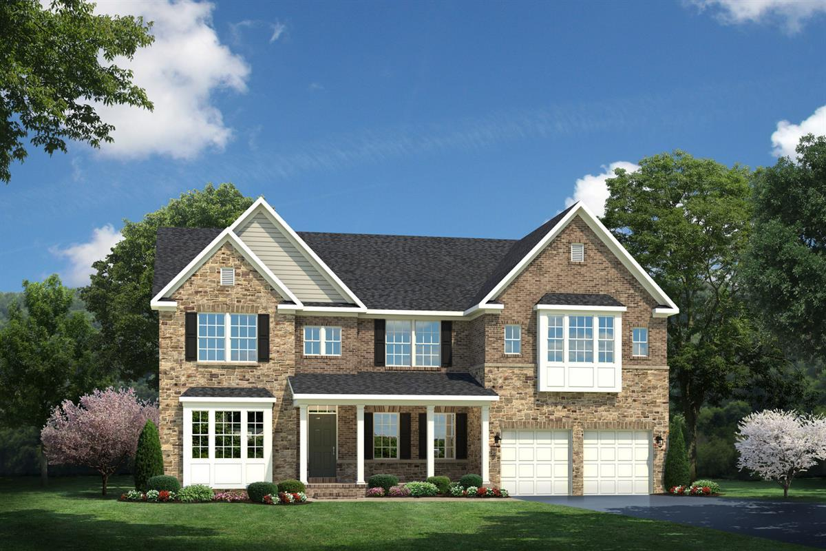 Single Family for Sale at Carronbridge - Corsica Intersection Of State Park Rd. And West Darby Rd. Greenville, South Carolina 29609 United States