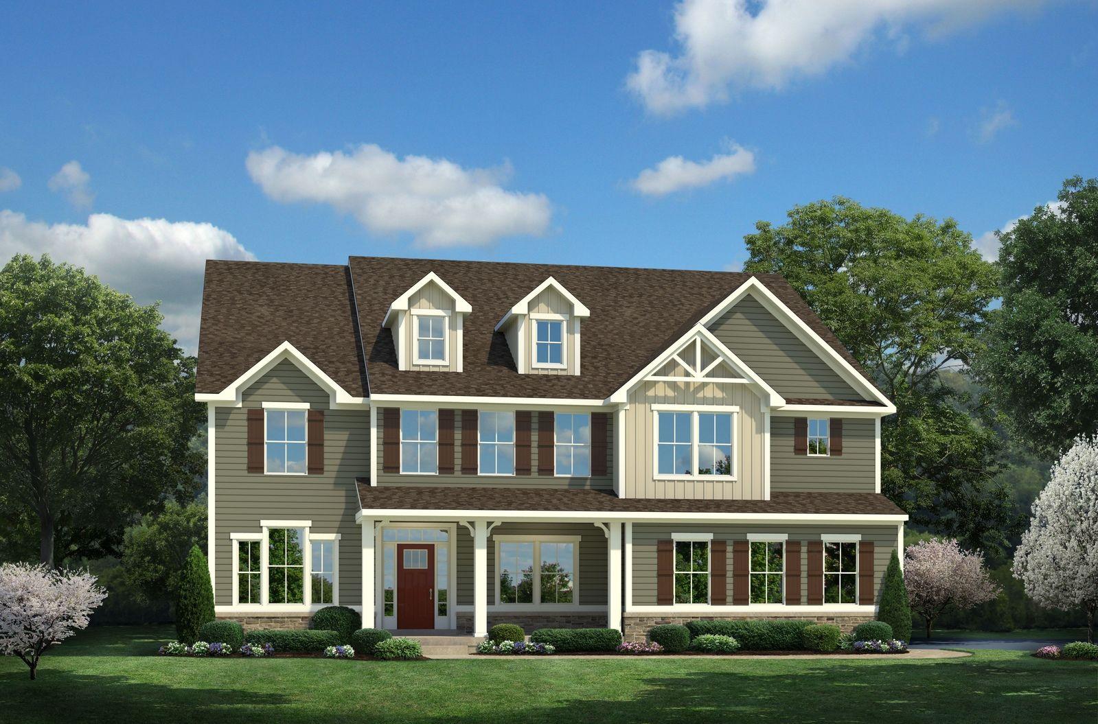 Single Family for Sale at Brookwood Estates - Versailles 202 Princeton Drive Duncan, South Carolina 29334 United States