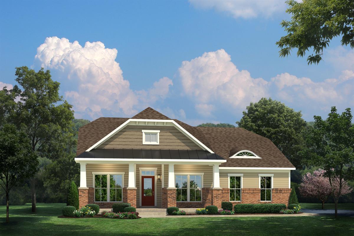 Single Family for Sale at Brookwood Estates - Winterbrook 202 Princeton Drive Duncan, South Carolina 29334 United States