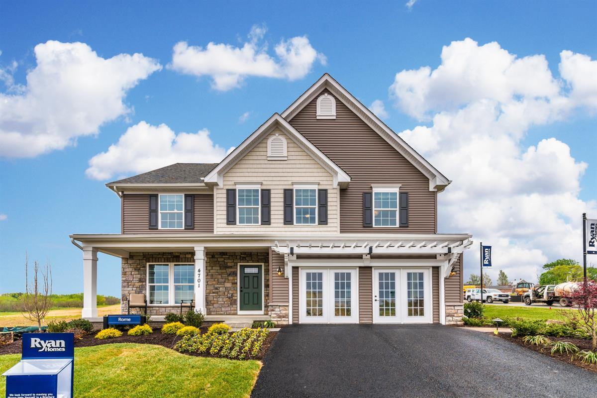 Single Family for Sale at Eagle Preserve - Rome Jordan Point Road Hopewell, Virginia 23860 United States