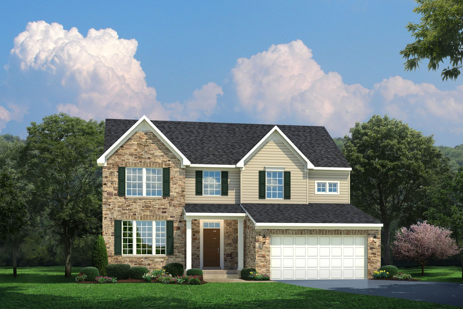 Single Family for Sale at Stonebridge Estates - Dunkirk Casey Road & Youngs Road Buffalo, New York 14227 United States