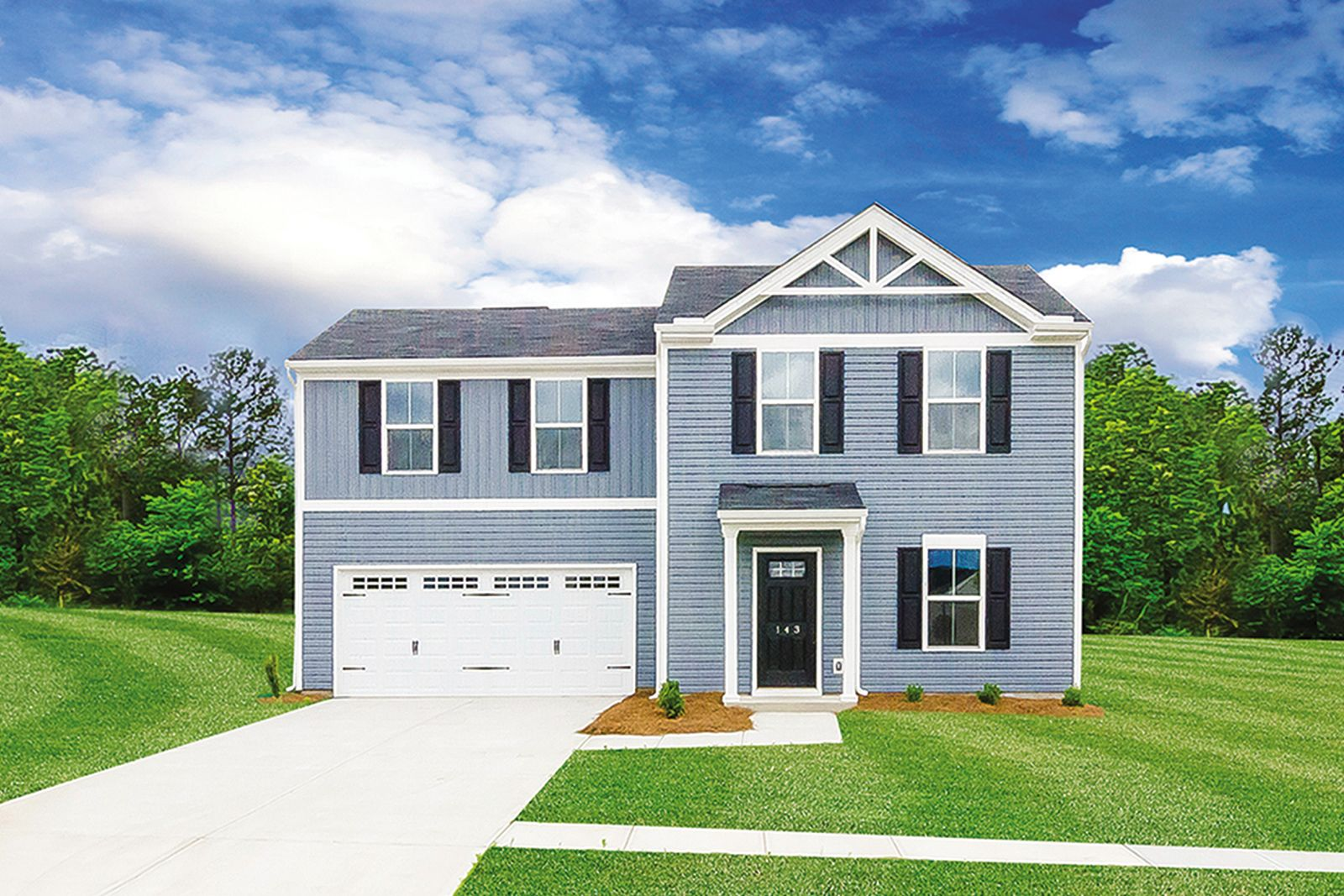 Single Family for Sale at Artists Walk - Plan 1440 2 Galleria Drive Mays Landing, New Jersey 08330 United States