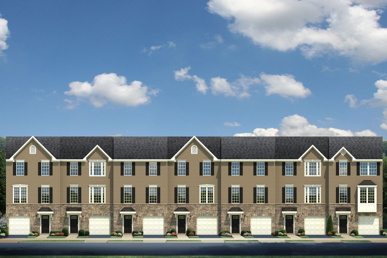 Multi Family for Sale at Villages At Weatherby Place - Mozart 101 Village Green Drive Woolwich Township, New Jersey 08085 United States