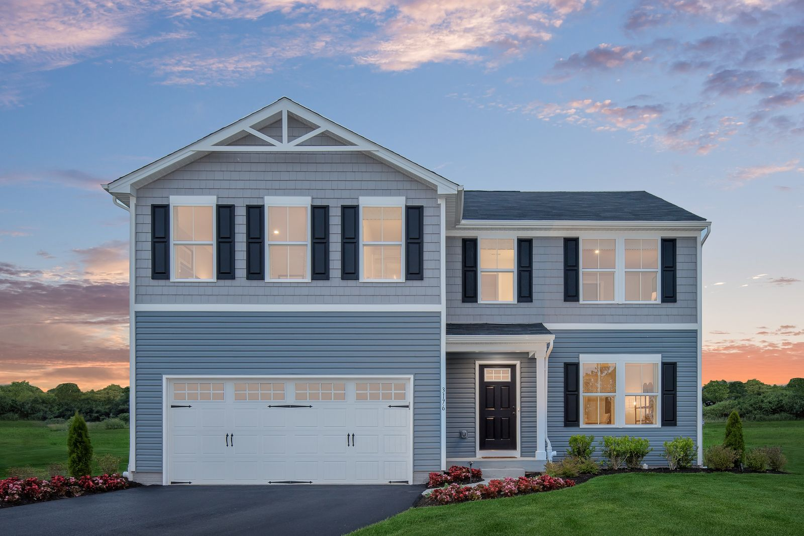 Single Family for Sale at The Seasons - Plan 2203 3186 Fox Run Road Dover, Pennsylvania 17315 United States