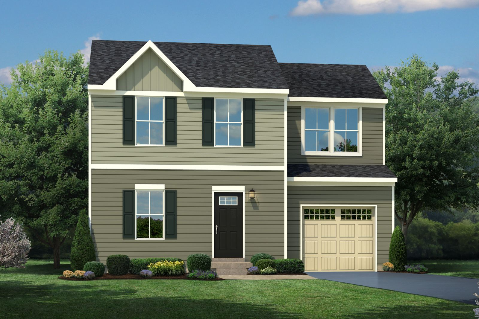 Single Family for Sale at Artists Walk - Plan 1280 2 Galleria Drive Mays Landing, New Jersey 08330 United States