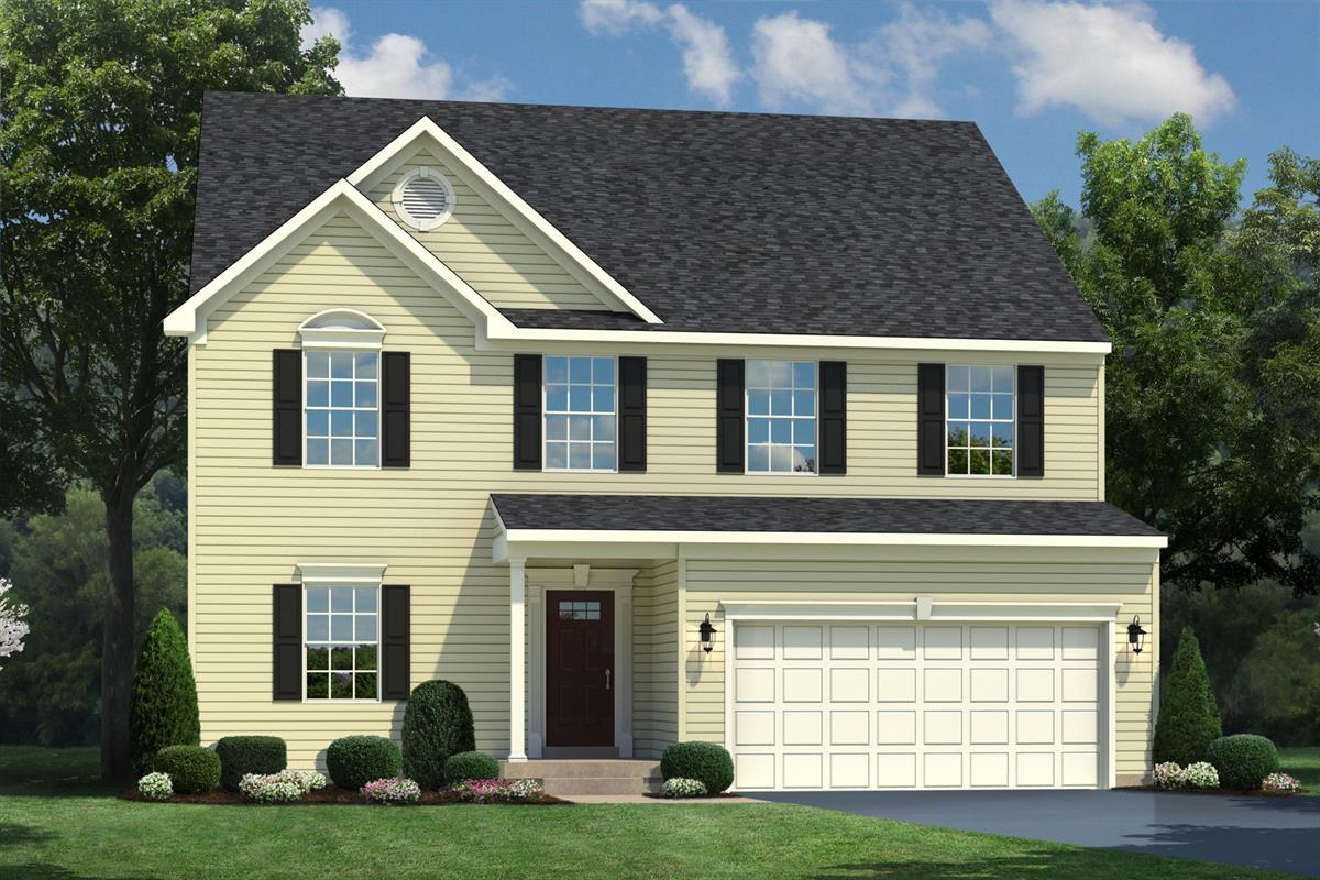 Single Family for Sale at Bethesda Oaks - Rome 2400 Bethesda Oaks Drive Gastonia, North Carolina 28056 United States