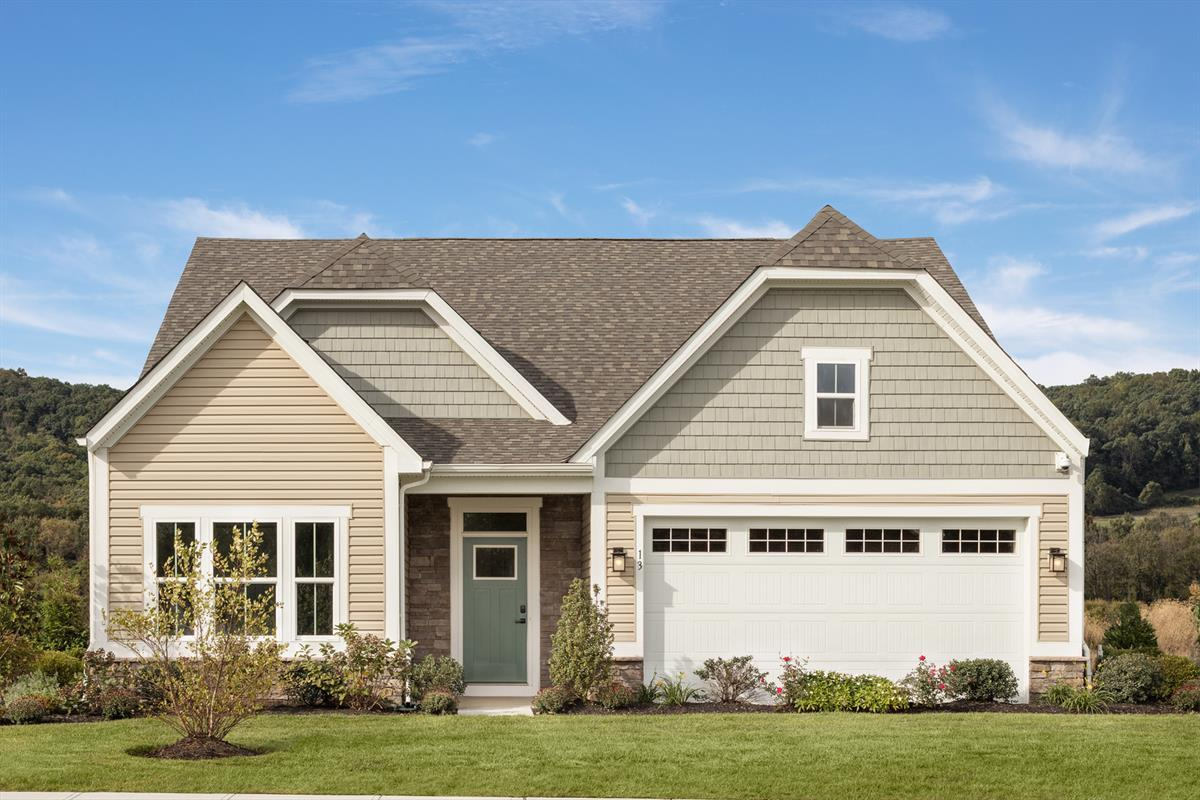 Single Family for Sale at Weatherby Place - Bramante Ranch Auburn Road Woolwich Township, New Jersey 08085 United States