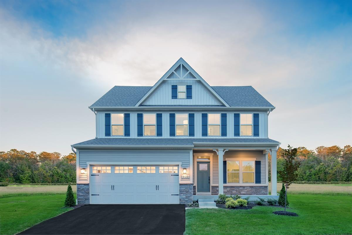 Single Family for Sale at Weatherby Place - Columbia Auburn Road Woolwich Township, New Jersey 08085 United States