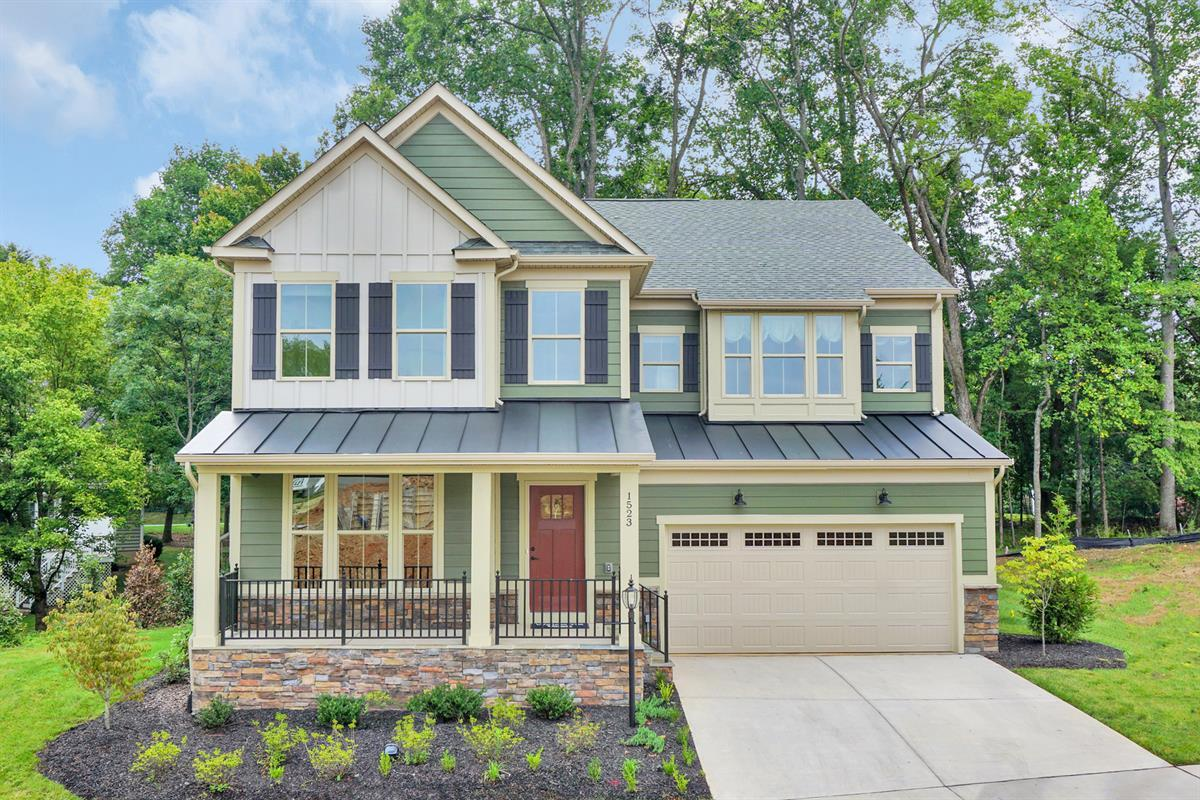 Unifamiliar por un Venta en Estates At Patapsco Park - Torino 9806 Soapstone Trail Ellicott City, Maryland 21043 United States