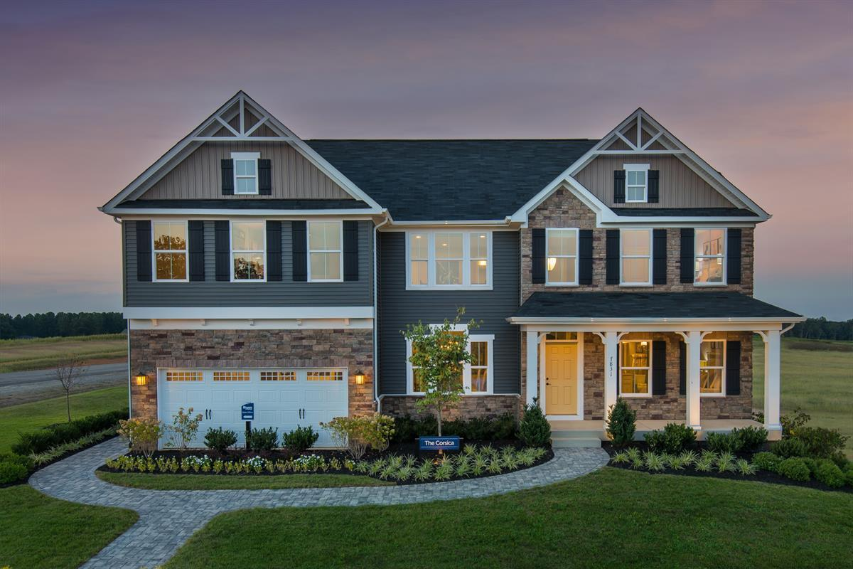 Single Family for Active at Rustic Rising - Corsica 2030 Advisory Court Eldersburg, Maryland 21784 United States