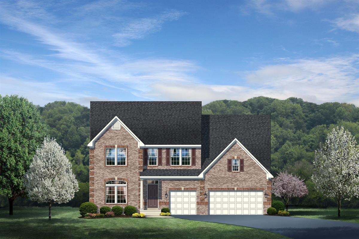 Single Family for Active at Fairwood - Landon 13604 Greens Discovery Court Bowie, Maryland 20720 United States