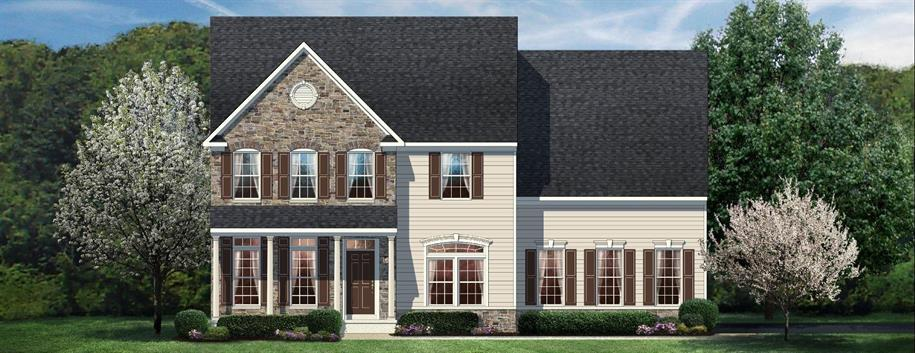 Single Family for Sale at Carronbridge - Lincolnshire Intersection Of State Park Rd. And West Darby Rd. Greenville, South Carolina 29609 United States