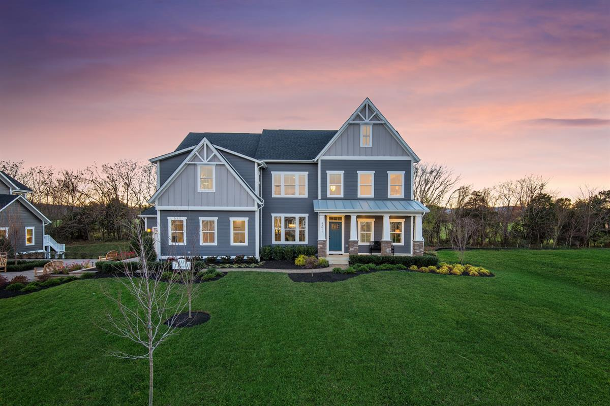 Single Family for Sale at Cannon Hill - Corsica 50 New Canton Way Upper Freehold, New Jersey 08501 United States