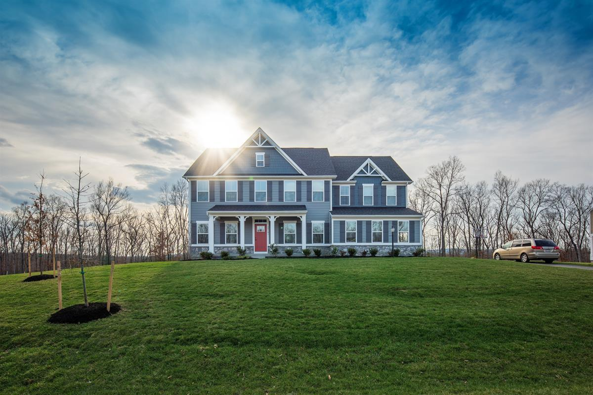 Single Family for Sale at Cannon Hill - Normandy 50 New Canton Way Upper Freehold, New Jersey 08501 United States