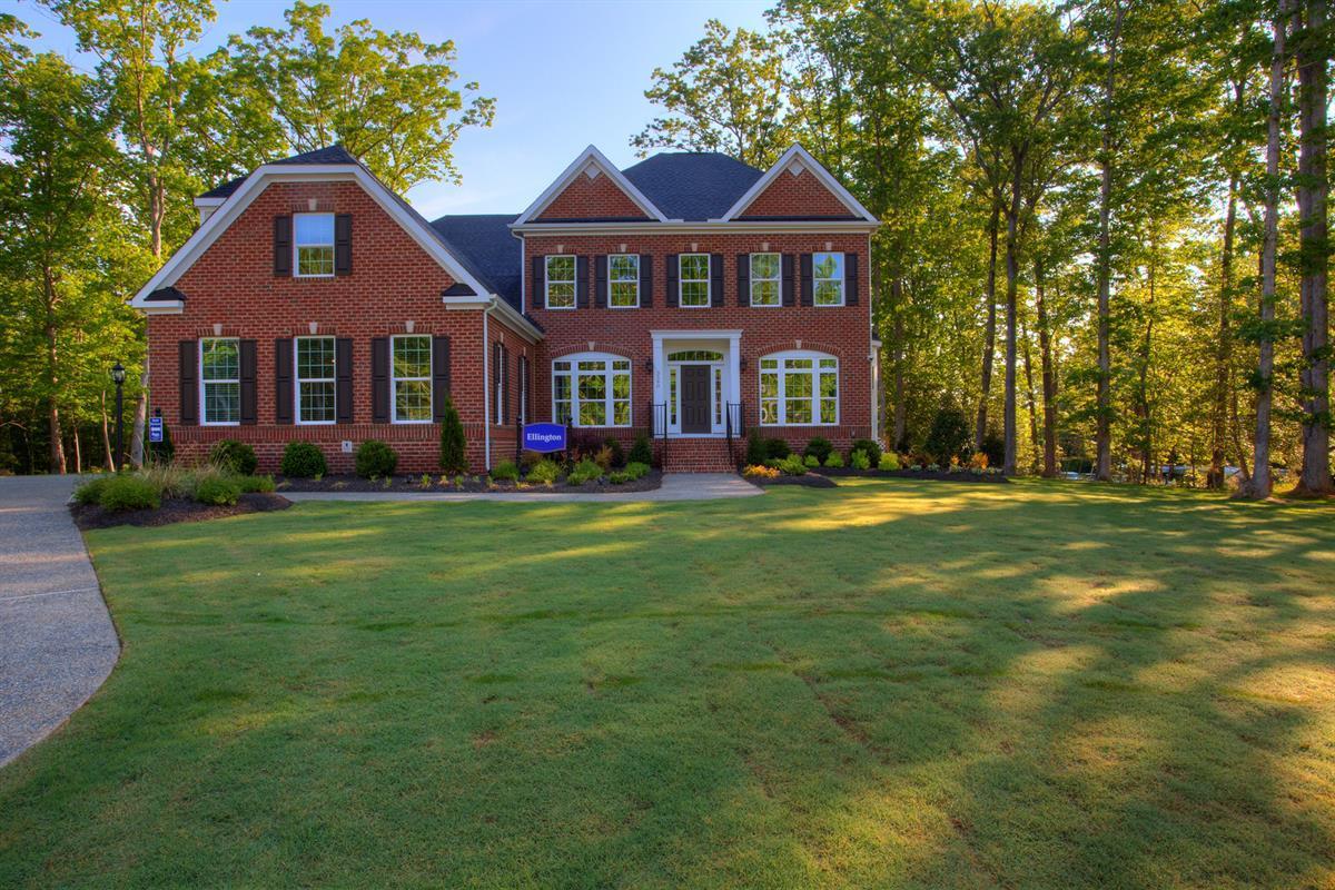 Single Family for Active at Liberty Ridge - Ellington 5425 Centerville Road Williamsburg, Virginia 23188 United States