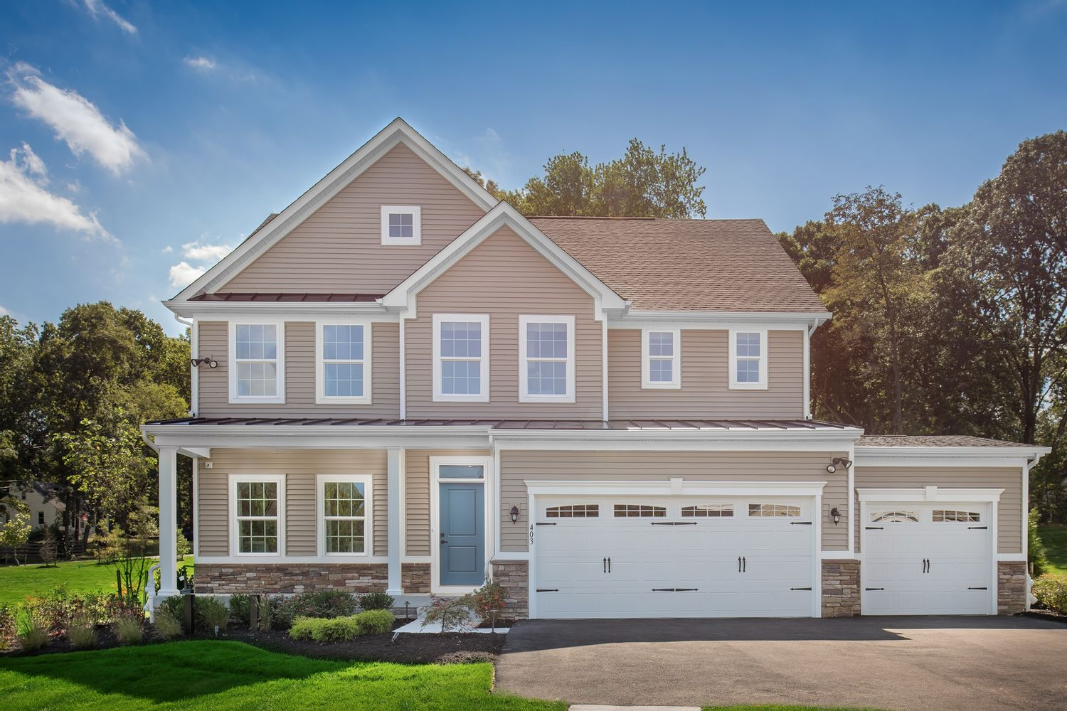 Single Family for Active at Solomons Choice - Lehigh Woodland Rd Millersville, Maryland 21108 United States